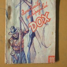 DOX aventurile echipajului 1935 numarul 111  Duhurile muntilor H. Warren