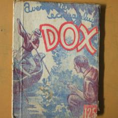 DOX aventurile echipajului 1935 numarul 125  Pe malurile Paraguayului