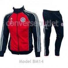 Trening Adidas Bayern Munchen - Bluza si Pantaloni Conici - Pret Special - - Trening barbati, Marime: M, L, Culoare: Din imagine