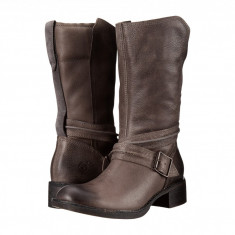 Timberland Whittemore Mid Side Zip Boot | Produs 100% original, import SUA, 10 zile lucratoare - z11409 - Cizma dama Timberland, Maro