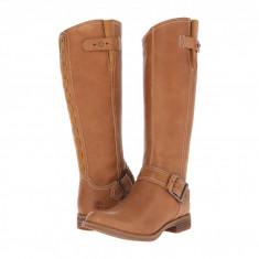Timberland Earthkeepers Savin Hill Tall Boot | Produs 100% original, import SUA, 10 zile lucratoare - z11409 - Cizma dama Timberland, Piele naturala, Camel