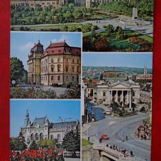 SEPT15-Vedere/Carte postala-Oradea-Vederi din Oradea-necirculata - Carte Postala Banat dupa 1918, Printata