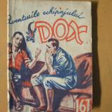 DOX aventurile echipajului 1935 numarul 167  Soparla turbata
