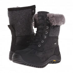 UGG Adirondack Boot II | Produs 100% original, import SUA, 10 zile lucratoare - z11409 - Cizma dama Ugg, Negru