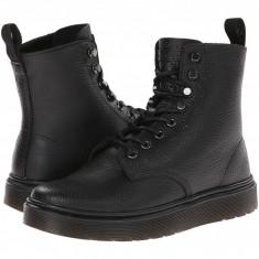 Dr. Martens Disc 8-Tie Boot | Produs 100% original, import SUA, 10 zile lucratoare - z11409 - Gheata dama Dr Martens, Negru
