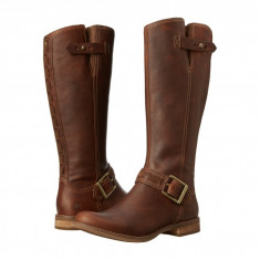 Timberland Earthkeepers Savin Hill Tall Boot | Produs 100% original, import SUA, 10 zile lucratoare - z11409 - Cizma dama Timberland, Piele naturala, Maro