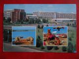 SEPT15-Vedere/Carte postala-Neptun-Hotel Caraiman-Tera-circulata, Printata