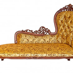 SOFA - CHAISELONGUE - Canapea, Din stofa
