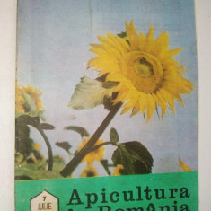 Revista Apicultura in Romania (Romania Apicola) NR. 7 / 1989
