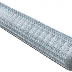 Plasa sudata zinc RO - 20 x 1.7 m