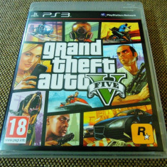Joc GTA V, Grand Theft Auto 5, PS3, original! Alte sute de jocuri! - GTA 5 PS3 Rockstar Games