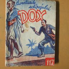 DOX aventurile echipajului 1935 numarul 117  Diavolul  H. Warren