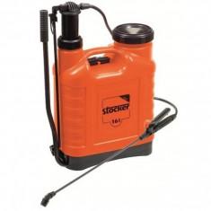 Pompa manuala de stropit tip rucsac Stocker - 16 litri
