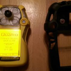 Detector gaze BW QT-XWHM-R-Y-NA GasAlertQuattro 4-Gas DETECTOR H2S