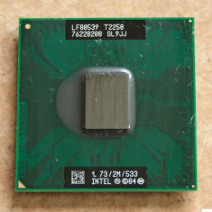 Procesor Laptop Intel Core Duo Processor T2250