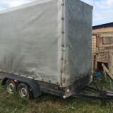 Remorca Pancar - Ruful 3, 5 - Camion