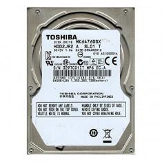HDD Laptop Toshiba 640GB 5400RPM 8MB CACHE SATA3 MK6476GSX, 500-999 GB