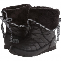 The North Face ThermoBall™ Roll-Down Bootie II | Produs 100% original, import SUA, 10 zile lucratoare - z11409 - Cizma dama The North Face, Textil, Negru