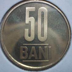 50 BANI 2012 BRILLIANT UNC PROOF EMISIUNE SPECIALA TIRAJ 1000 EXEMPLARE - Moneda Romania