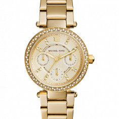 Ceas Michael Kors Ladies' Parker  MK6056, Casual, Quartz, Inox