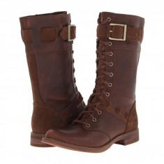 Timberland Earthkeepers Savin Hill Mid Boot | Produs 100% original, import SUA, 10 zile lucratoare - z11409 - Cizma dama Timberland, Piele naturala, Maro