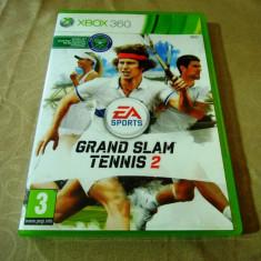 Joc Grand Slam Tennis 2, xbox360, original, alte sute de jocuri! - Jocuri Xbox 360, Sporturi, 3+, Multiplayer