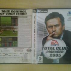 Joc PC - Total Club Manager 2005  (GameLand)