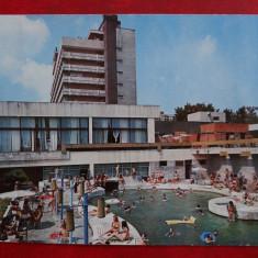 SEPT15-Vedere/Carte postala-Oradea-Hotel Dacia-necirculata - Carte Postala Banat dupa 1918, Printata