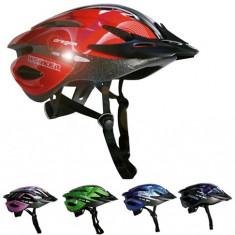 Casca velo WORKER Dragon - Echipament Ciclism WORKER, Casti bicicleta