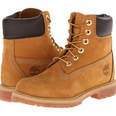 """Timberland 6"""" Premium Boot   Produs 100% original, import SUA, 10 zile lucratoare - z11409 - Gheata dama"""