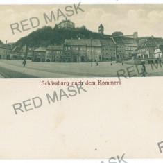 239 - SIGHISOARA - old postcard - unused - Carte Postala Transilvania 1904-1918, Necirculata, Printata