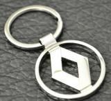 Breloc metal auto pentru RENAULT metal + ambalaj  cadou