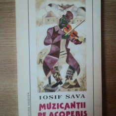 MUZICANTII PE ACOPERIS de IOSIF SAVA - Muzica Dance