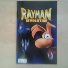 Manual - Rayman Revolution - PS2 ( GameLand )
