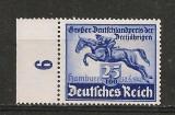 Deutsches Reich.1940 Marele Premiu la calarie Hamburg  PD.14, Nestampilat