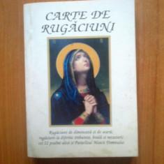 B2 Carte de rugaciuni