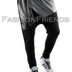 Pantaloni de trening - pantaloni barbati - STOC LIMITAT cod 5048 B4, Marime: M, L, Culoare: Din imagine