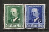 Deutsches Reich.1940 50 ani serul ptr. difterie  PD.20, Nestampilat