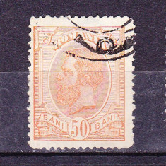 Timbre ROMANIA 1900 = CAROL I