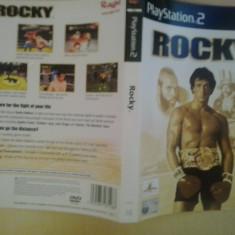 Coperta - Rocky - Playstation PS2 ( GameLand )