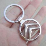 Breloc nou model CITROEN metal  + ambalaj  cadou