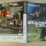 Coperta - Tom Clancy's - Playstation PS2 ( GameLand )
