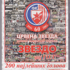 DVD fotbal - STEAUA ROSIE BELGRAD 60 de ani de aniversare 1945-2005