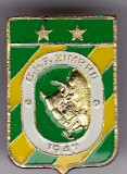 Insigna fotbal CSF ZIMBRU CHISINAU (Moldova)