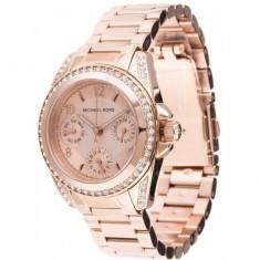 Ceas de dama Michael Kors Blair MK5613 - Ceas dama Michael Kors, Fashion, Quartz, Inox, Cronograf