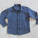 Camasa eleganta fir argintiu, Cherokee, baieti 6-7 ani, Culoare: Bleumarin