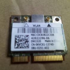 Wifi DELL LATITUDE E6510 PP30LA 1510/1520 DW1520 BCM4322 E6410 E5410 e5510 etc