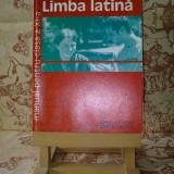 """Stefana Pirvu - Limba latina man pt cls a XI a """"A2454"""" - Manual scolar, Clasa 11, Limbi straine"""