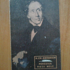 N5 Povestea Vietii Mele - H. Ch. Andersen