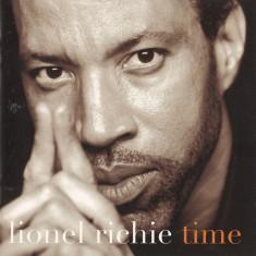 CD muzica - Lionel Richie – Time / fara carcasa si fara coperta - Muzica Blues
